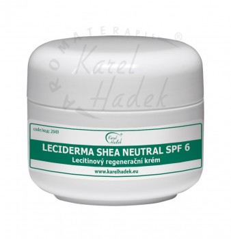 LECIDERMA SHEA NEUTRAL SPF6 RK